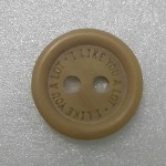 220716 Fake Wood with Engraving Button